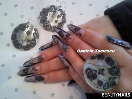 Acryl Nails Acrylnägel