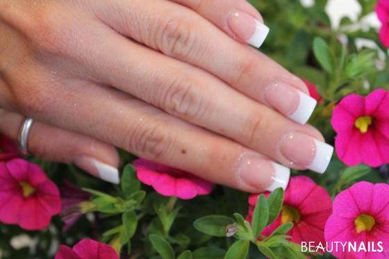 french-nails Acrylnägel - acryl Nailart