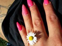 Pink Nails - melone sugar Frühling- & Sommer