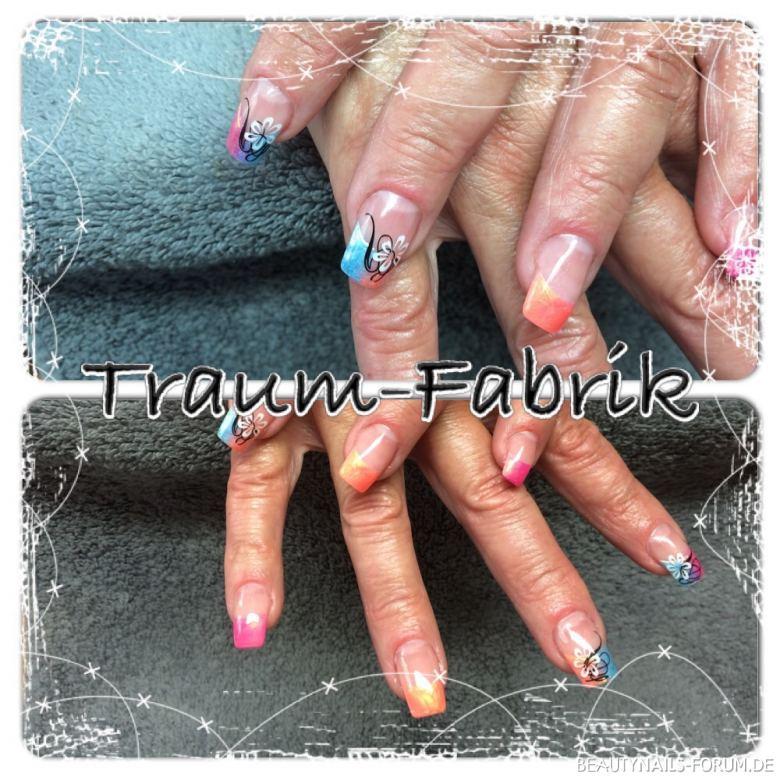 Sommerfarben / Summer Nails