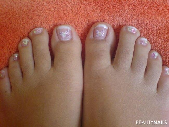 Mein erstes Fußfrench
