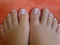 Mein erstes Fußfrench Füsse