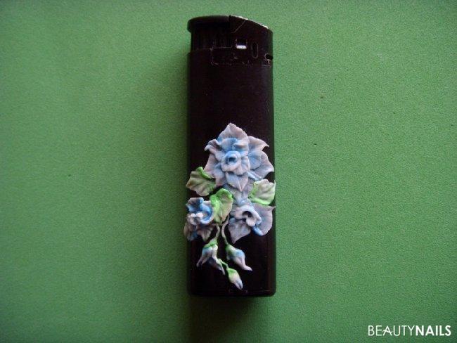 Acrylblumen Gegenstände
