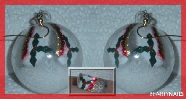 Christmas-Nails nailart