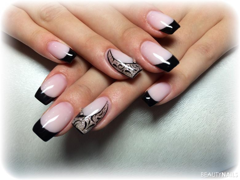 nageldesign galerie 2019 100 nagelstudio bilder nail art fotos. Black Bedroom Furniture Sets. Home Design Ideas