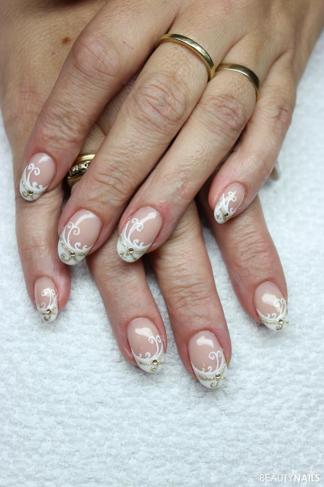 Mynails Ontrend Ballerina Coffinmails Blush Ro Rose Gold