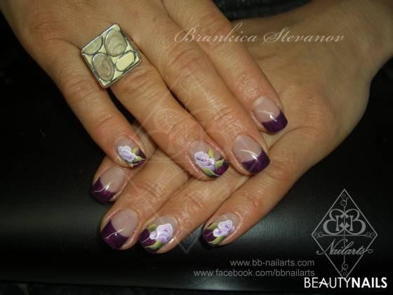 Lilac Onestroke
