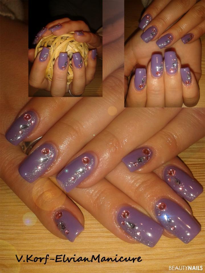 mädchen-nägel ^^ Girlie Nails Nageldesign