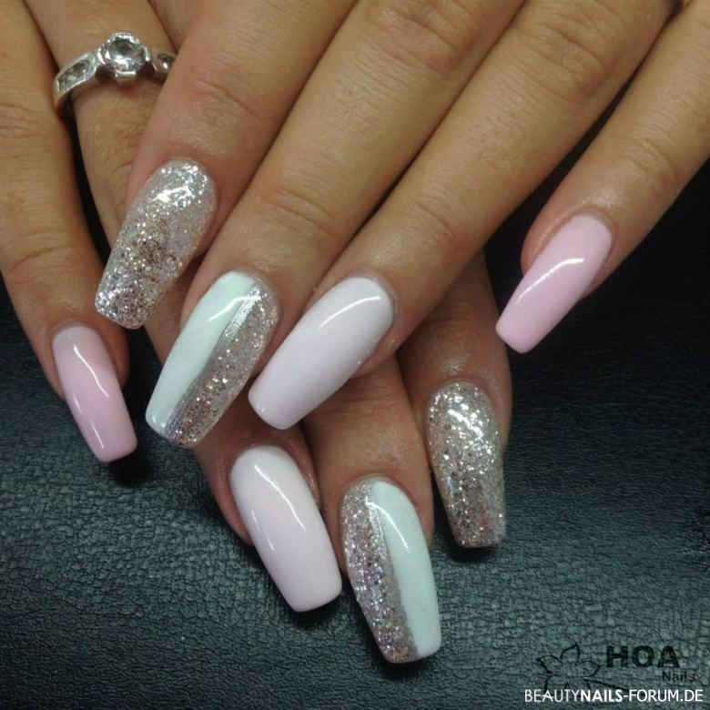 Stiletto Acrylic Nail Designs