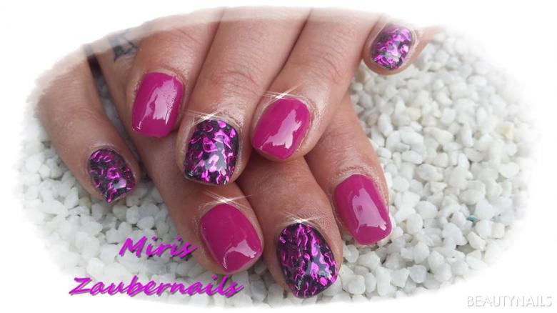 pink ♥ Gelnägel