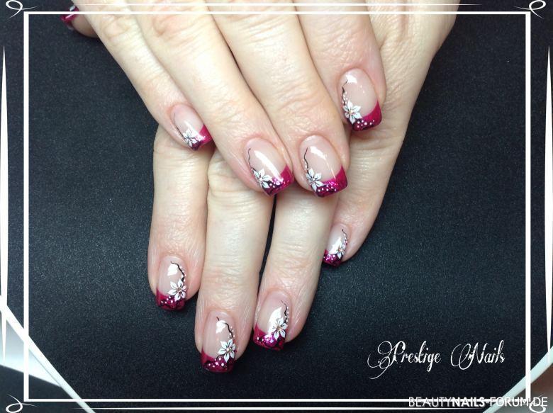 Pink - Lady Gelnägel