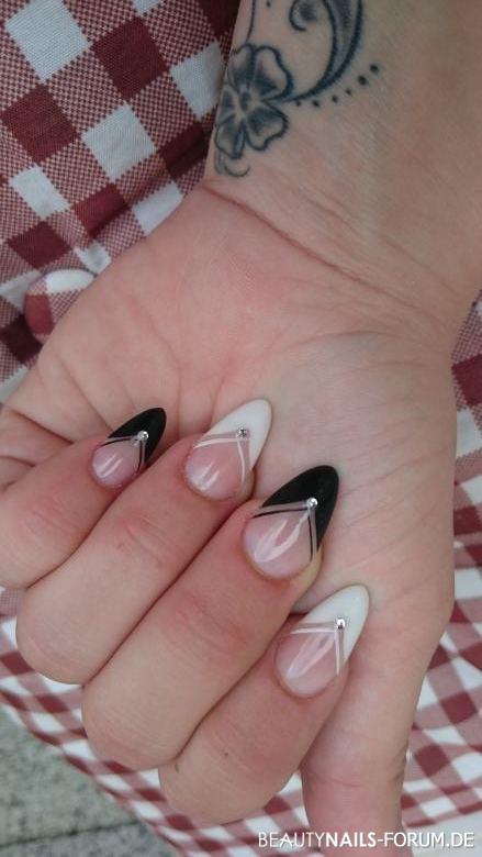 Schwarz & weiß