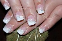 Wedding Nails Gelnägel