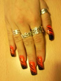 halloween nails Halloween Nägel