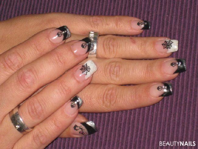 Halloween künstliche Nägel