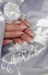 dezent Hochzeitsnägel Hochzeitsnägel