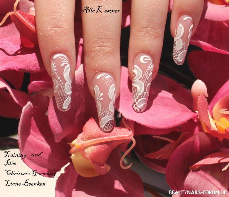 Hochzeitsnägel Design