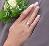 meine Nägel bei meiner Hochzeit Hochzeitsnägel