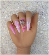 Baby Minnie Mouse Design Mustertips