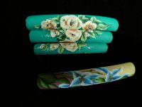 One Stroke - Blumenmotive Mustertips