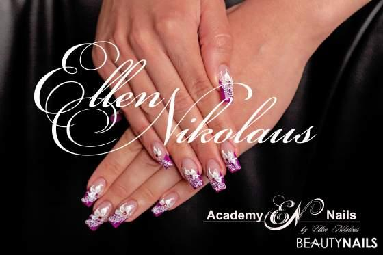 3D Nageldesign - 3 D- Gel Nailart