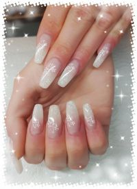 Babyboomer mit Fairy Dust Nageldesign