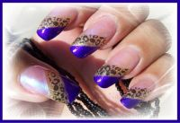 Bluetiger Nageldesign