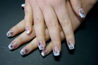 China Style Nageldesign