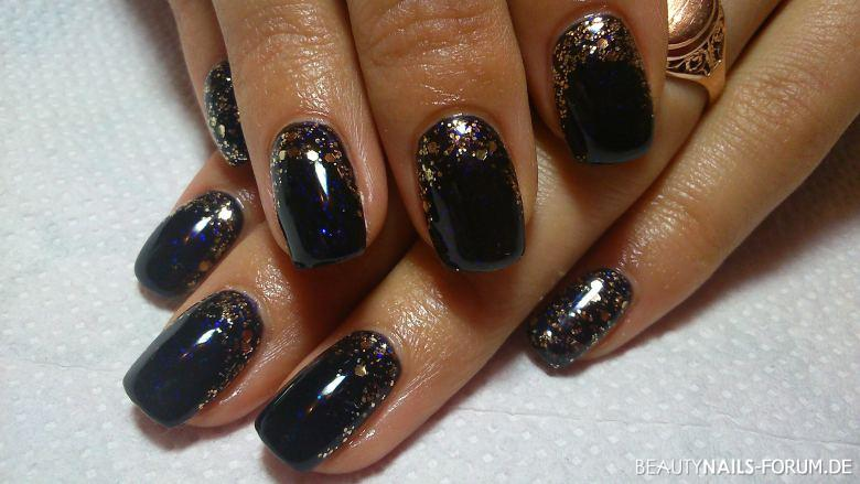 50 Gold Trend Nagel Mit Nageldesign Nailart