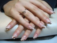 French mal anders Nageldesign