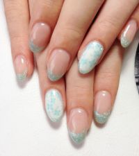 French und Fullcover Nageldesign