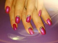 Full Cover Nageldesign