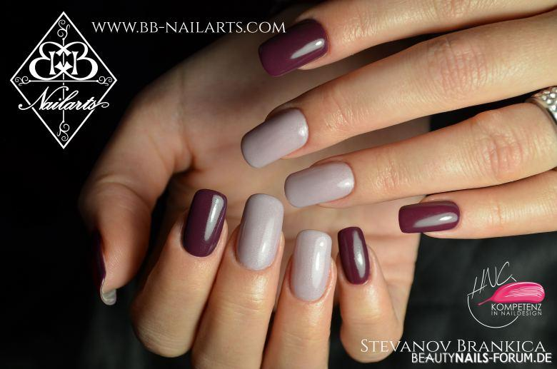 Fullcover mit 2 Nude-Farben