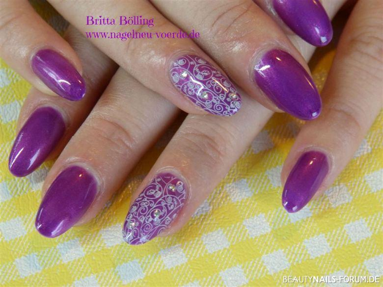 Gel Nails Summer Design