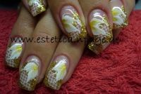 GOLd,GOLd,Gold Nageldesign