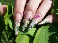 Jungle Nails... :) Nageldesign