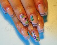 Lila Nageldesign