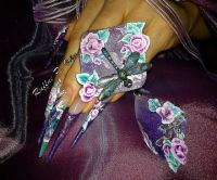 Nail Star Competition II.place Nageldesign