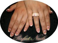 Nailart mit Ring (Ringrohling von Creativ Art Shop) - 003 Nageldesign