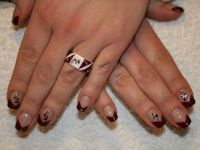 Nailart mit Ring Nageldesign