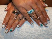 Nailart mit Ring von Creativ Art Shop.com Nageldesign