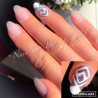 Nude Nails & Handmade-Highlight... Nageldesign