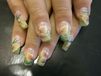 one stroke Hawai Nageldesign