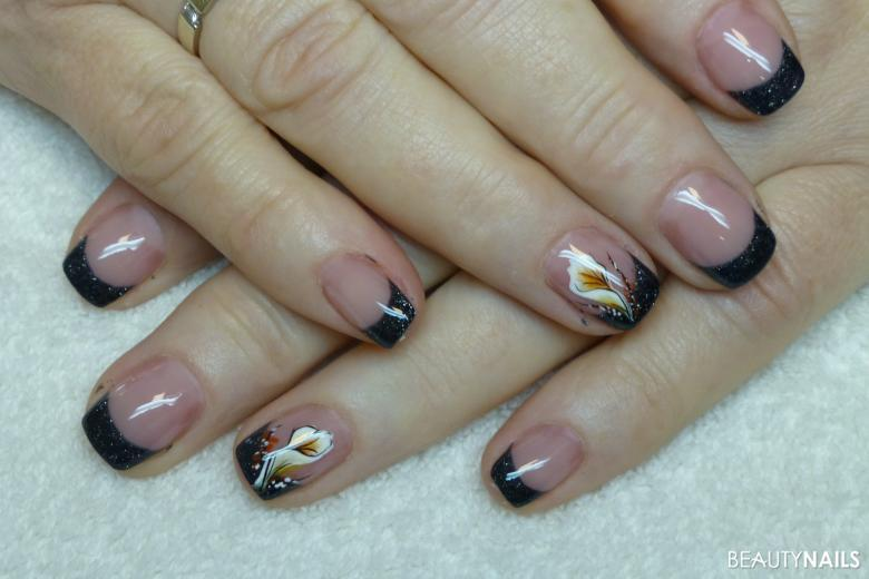 One Stroke Nageldesign
