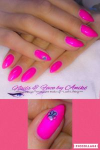 Pink Nails for Sunny-Days... Nageldesign