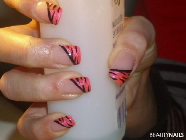 ***~~pink Tiger~~*** Nageldesign