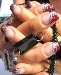 Red Lady Nageldesign