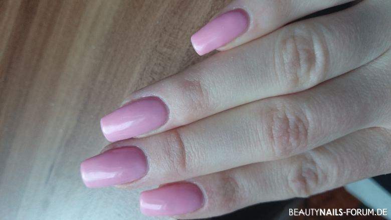 rosa fingern gel design nageldesign. Black Bedroom Furniture Sets. Home Design Ideas