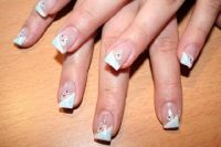 Sticker Nageldesign