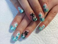 Summer Feeling - Alohaaa Nageldesign